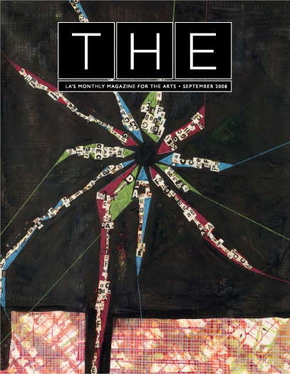 THE a monthly Arts Magazine